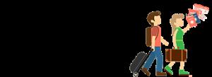 Logo blog Vistos e Dicas de Viagem