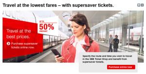 Viagem de Trem na Suíça: como comprar bilhete barato! (Passo 2)