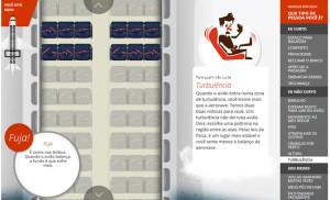 Viagem de Avião: como escolher o assento?