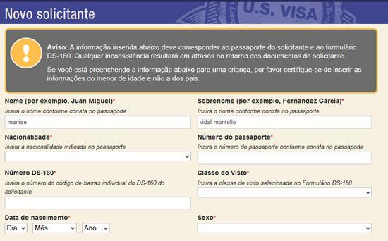 Passo-a-passo sobre como tirar o visto americano