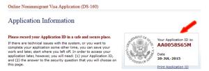Passo-a-passo para solicitar o visto americano (DS-160