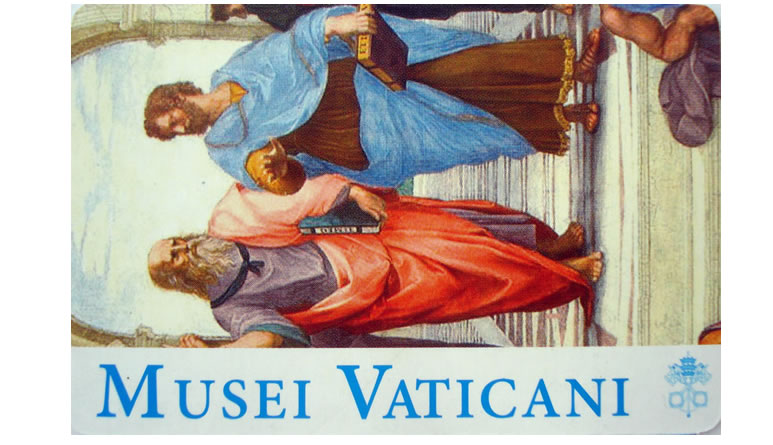 Ingresso Museus do Vaticano