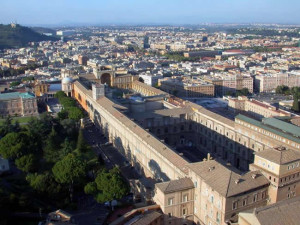 Museus do Vaticano (Foto: F. Bucher)