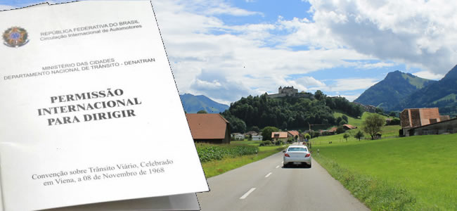 PID: Permissão Internacional para Dirigir