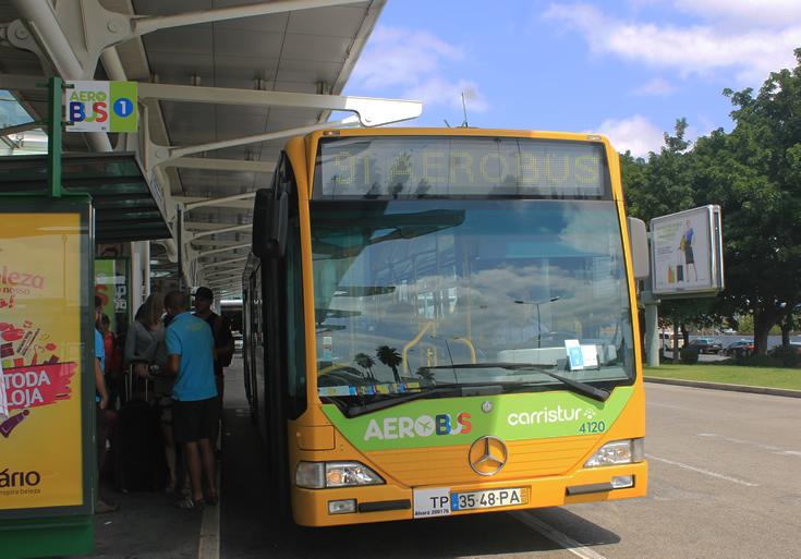 Dicas: Aerobus