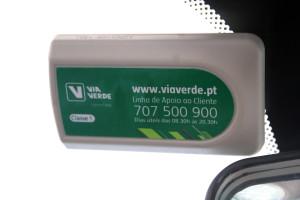Viagem para Portugal: via verde