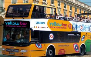Viagem para Portugal: Yellowbus