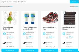 Cabe na Mala: lista de produtos