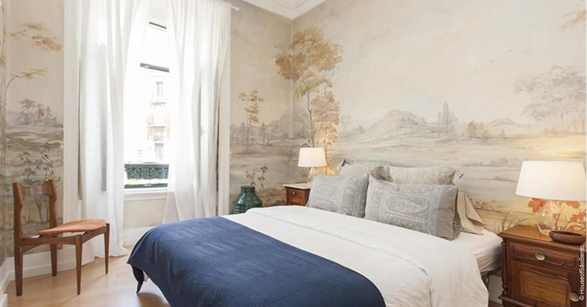 House of s o bento um hostel em lisboa bem aconchegante e barato for Declaracao de bens viagem exterior