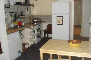 Cozinha do hostel em Lisboa House of São Bento