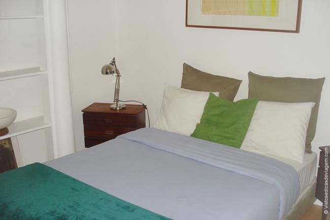 Quarto do hostel em Lisboa House of São Bento
