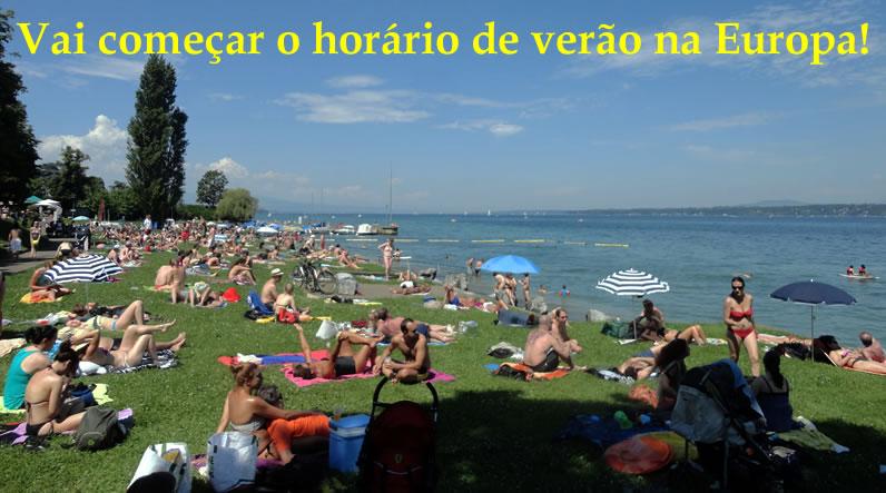 Fuso horario portugal