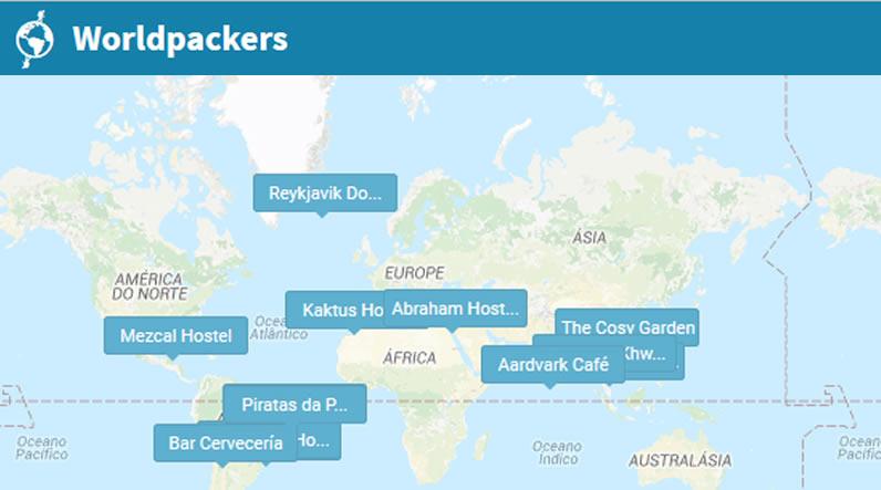 Worldpackers viaje o mundo sem gastar quase nada com hospedagem for Declaracao de bens viagem exterior