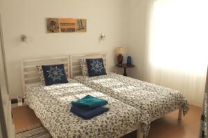 Ljmonade Hostel: quarto com duas camas de solteiros