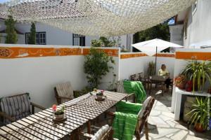 Ljmonade (Hotel em Cascais): jardim
