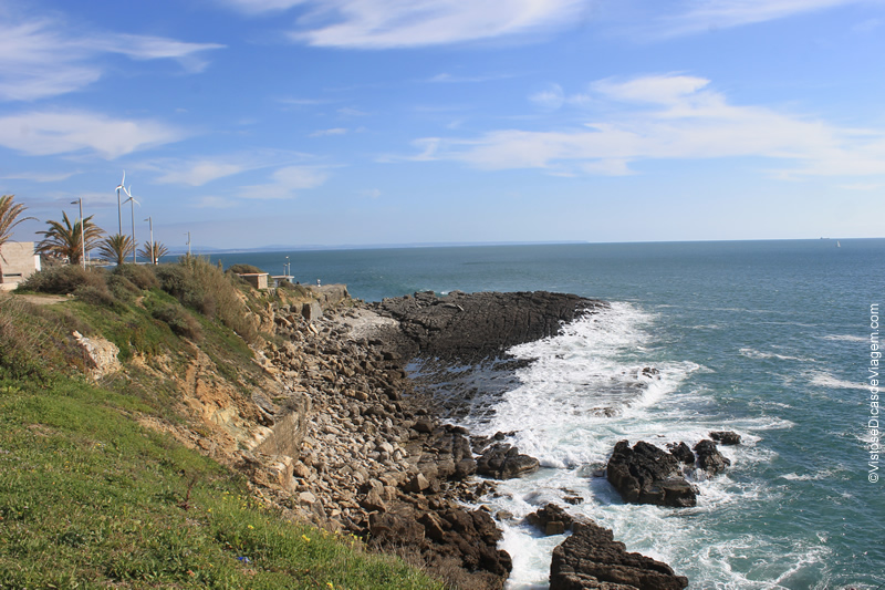 Viagem para Portugal: Ponta do Sal em São Pedro do Estoril
