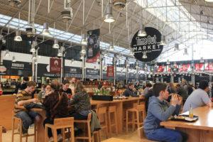 TimeOut Mercado da Ribeira / Lisboa / Portugal