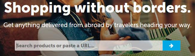 Entrusters: une viajantes e compradores