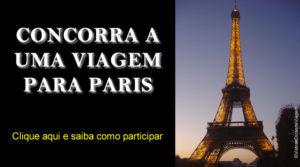 Viagem para Paris: formas de participar