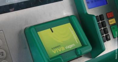 Viagem para Lisboa: cartão Viva Viagem