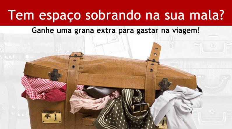 Cabe na mala que tal ganhar uma grana extra para gastar na viagem for Declaracao de bens viagem exterior